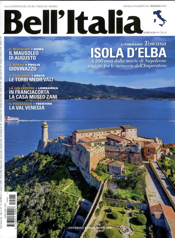 Bell'Italia COVER - Maggio 2021