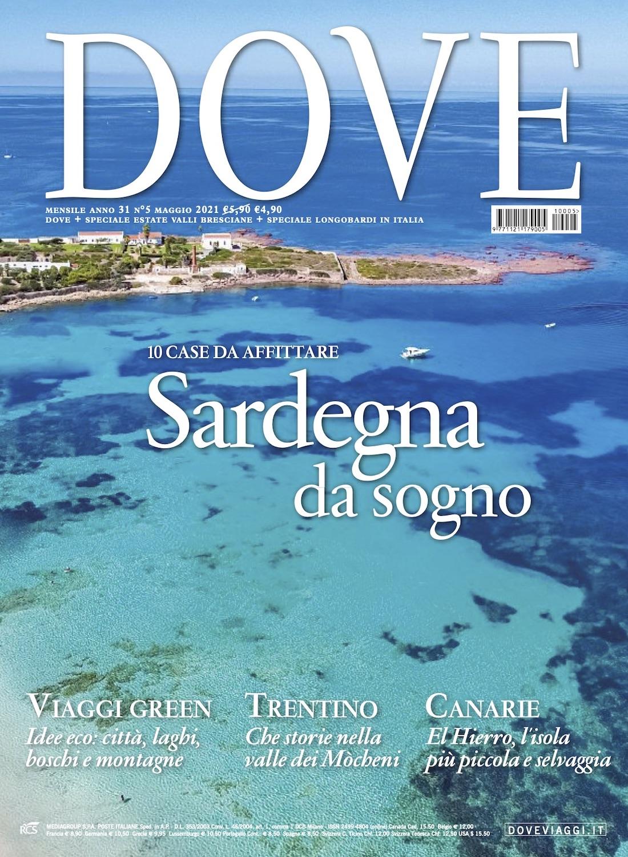 DOVE COVER - Maggio 2021