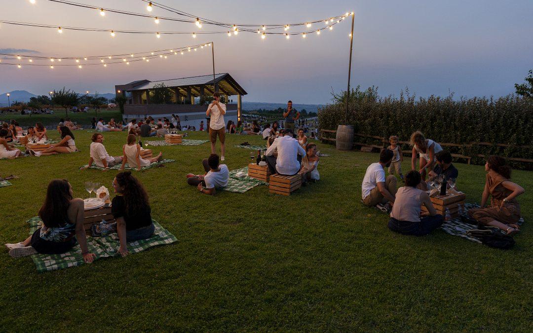 Non il solito pic nic. Le esperienze gustose open air della Rete Food & Wine di Visit Emilia
