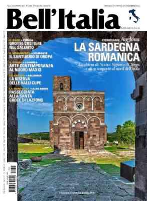 Bell'Italia COVER - Agosto 2021