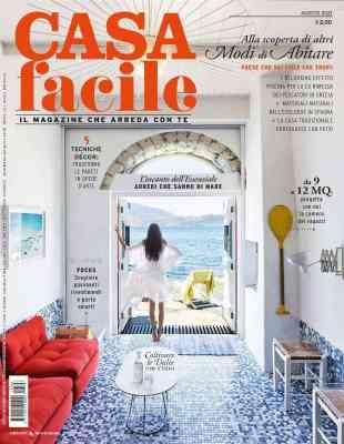 Casa Facile COVER - Agosto 2021