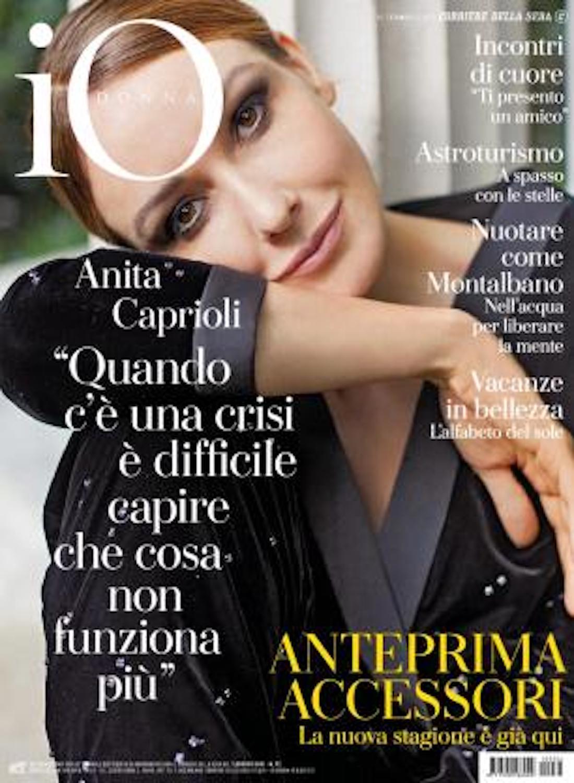 Io Donna COVER - 7 agosto 2021