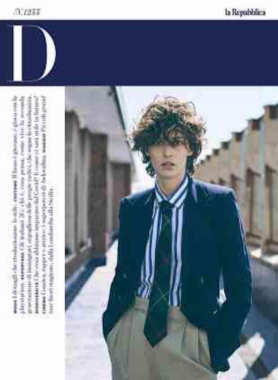D Repubblica COVER - 11 settembre 2021